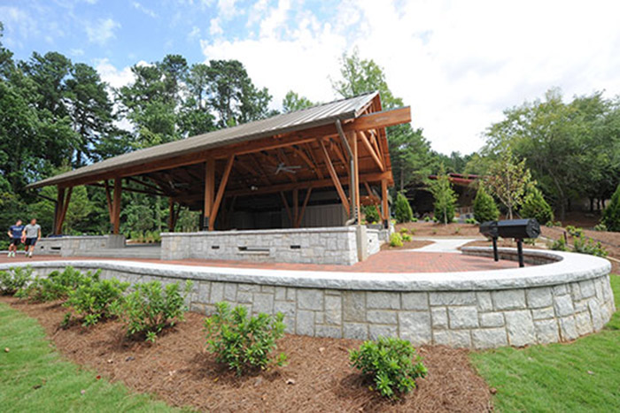 Campus Life Pavilion to be dedicated during Homecoming to