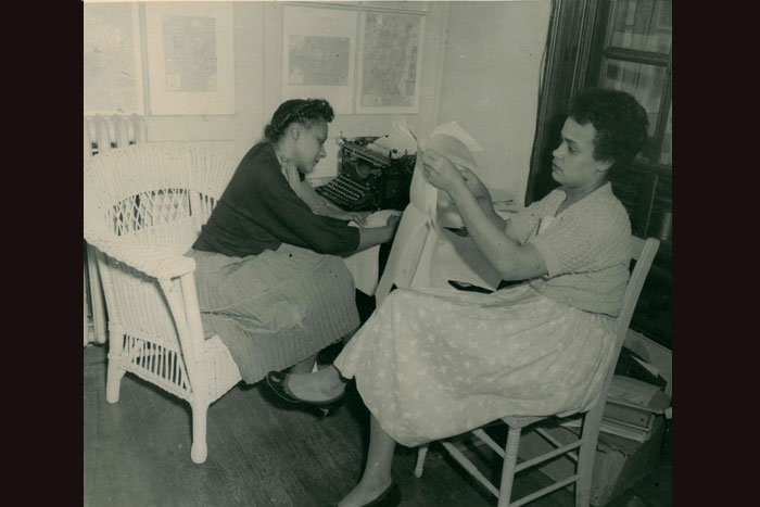 Grant supports research into African American womens papers at MARBL  Emory University