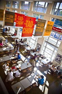 New and different dining choices on campus  Emory University  Atlanta GA