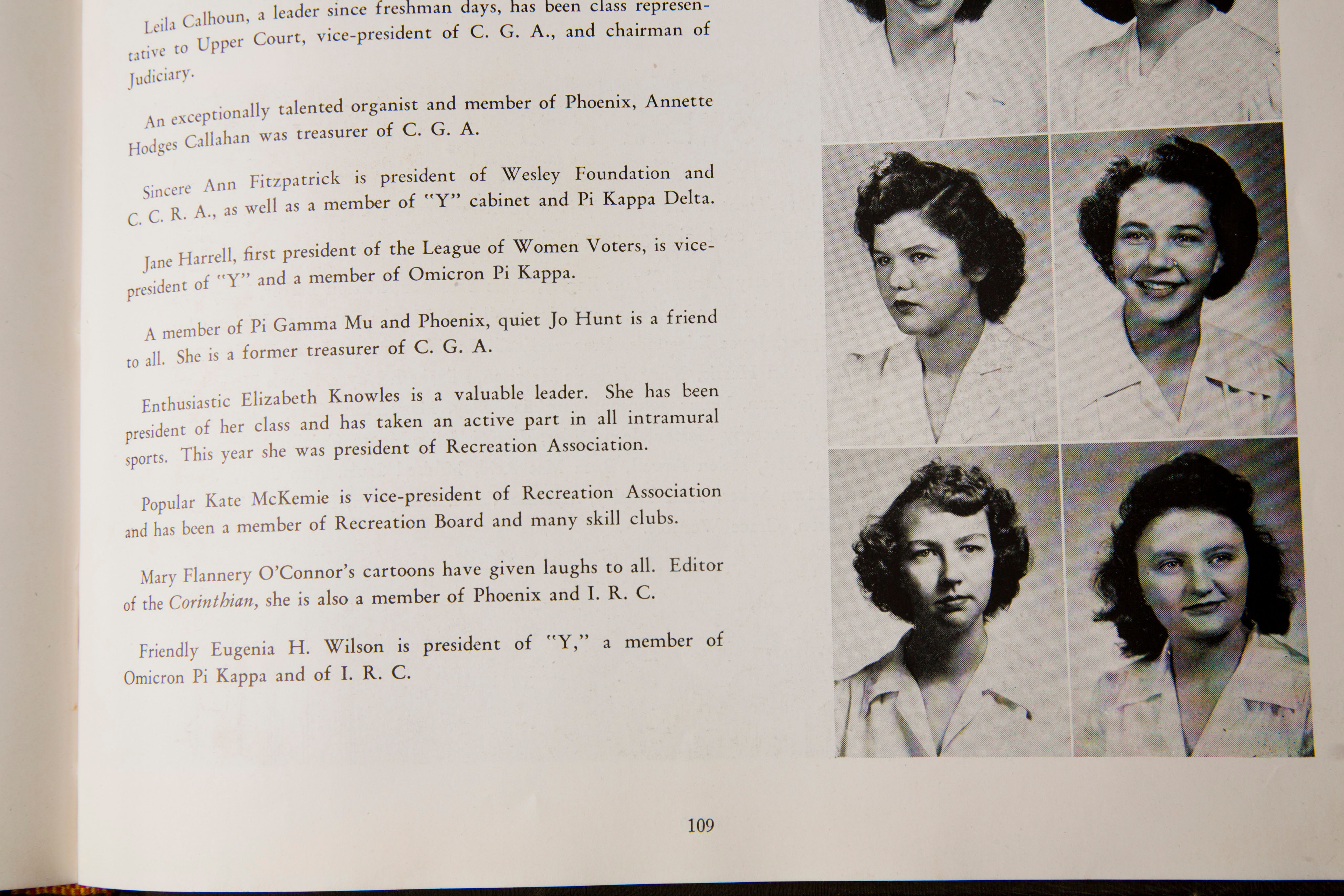 The grace of convergence Emory celebrates acquiring the archive of Flannery OConnor  Emory