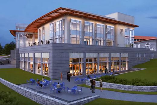 Video tour offers glimpse of new Campus Life Center design  Emory University  Atlanta GA