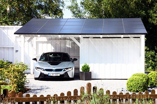 Solar Carports Do They Make Sense  EnergySage