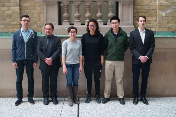 Hatchery startup Genecis receives RBC Prize for Innovation