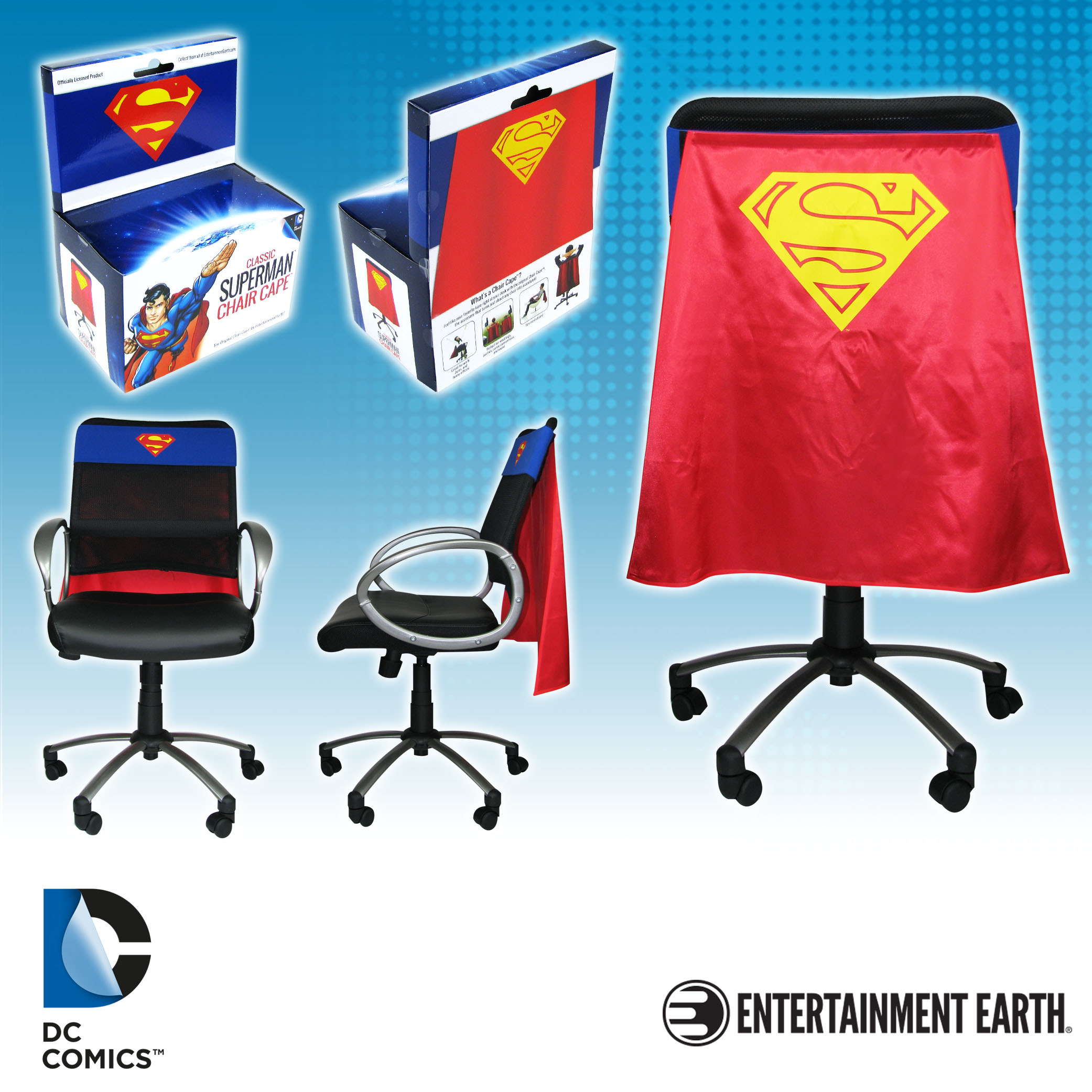 the silver chair movie 2015 black leather and a half recliner entertainment earth announces new additions to dc comics