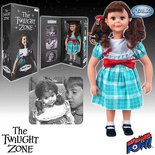 The Twilight Zone Talky Tina Doll Replica - Color