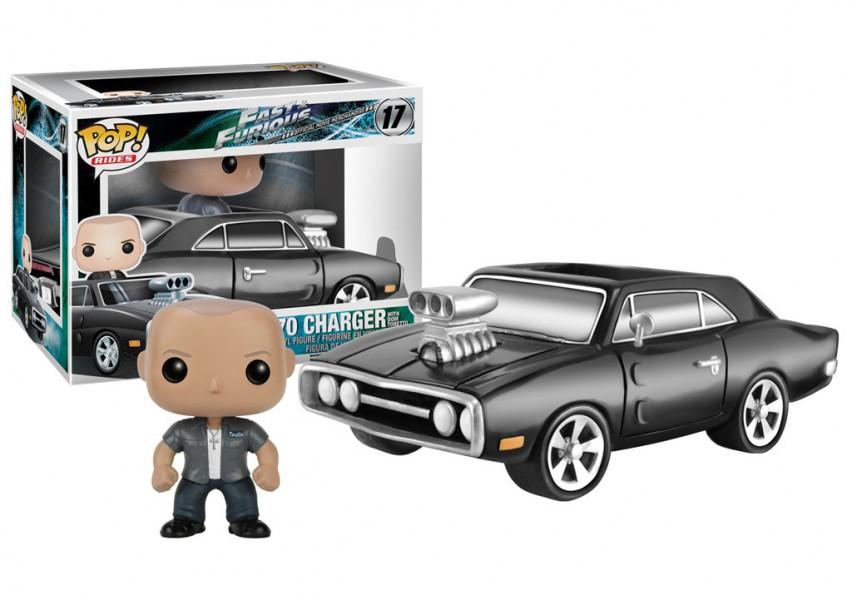 Fast and Furious Dom Toretto Pop! Vinyl Figure