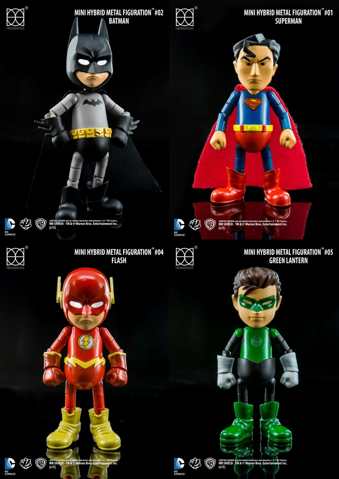 Let The Justice League Illuminate Your Collection With