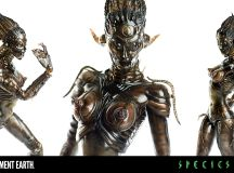 Super Sexy H.R. Giger-Designed Species Figure