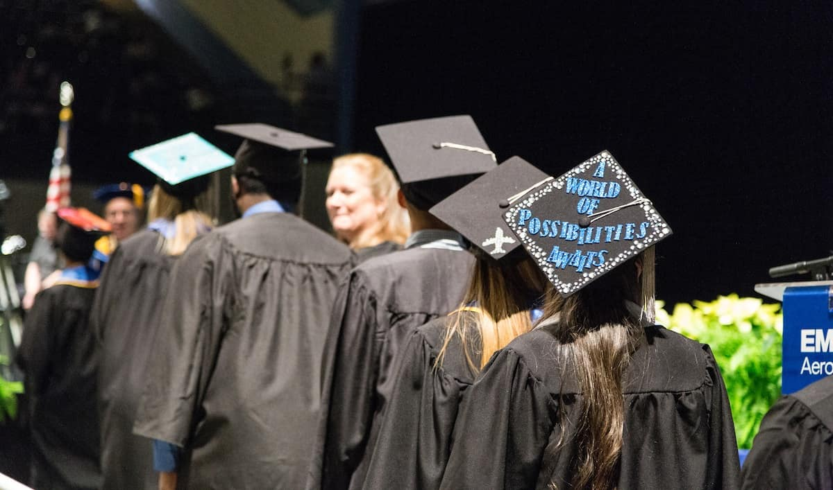 Daytona Beach Campus Sets Spring Commencement Record with Class of 770  EmbryRiddle
