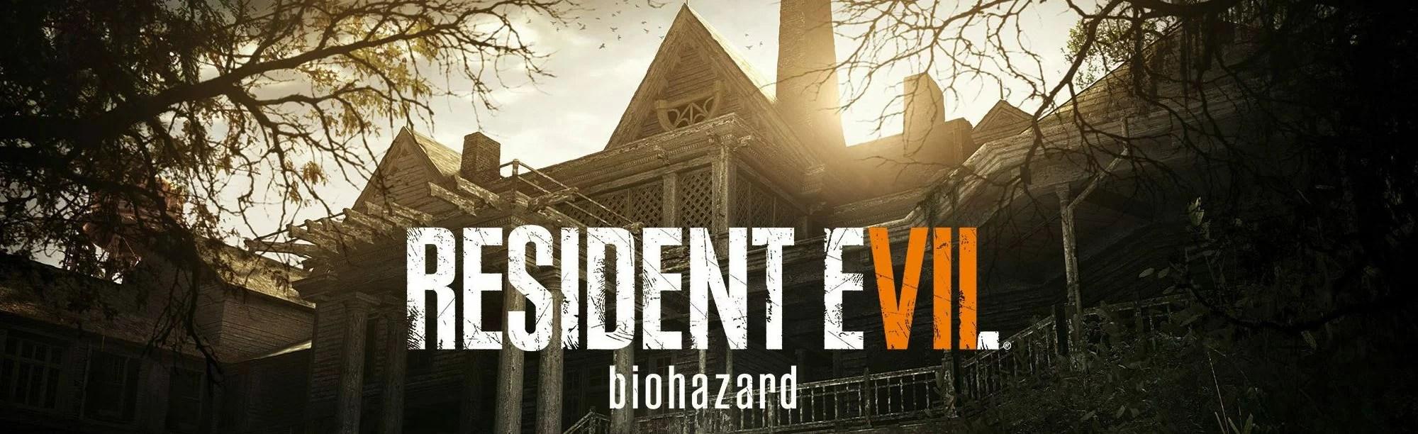 Image result for resident evil 7 banner