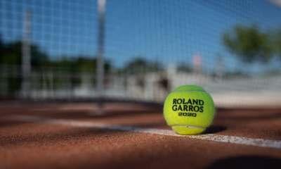 Il lunedì al Roland Garros