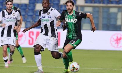 Sassuolo – Udinese