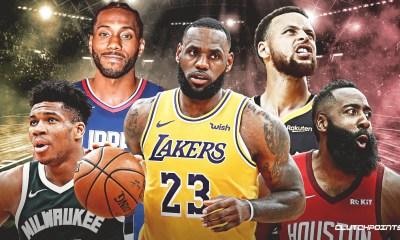 Le partite di NBA della notte dell'8 gennaio