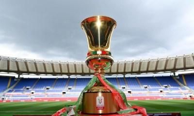 Le partite di Coppa Italia di mercoledì 13 gennaio