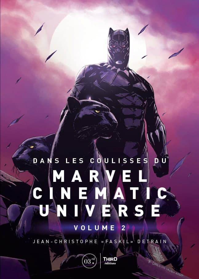 Dasn les coulisses du Marvel Cinematic Universe, Volume 2