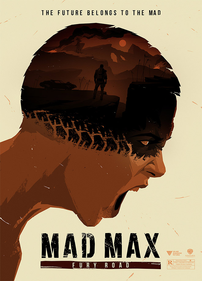 Mad Max Fury Road by Levente Szabo
