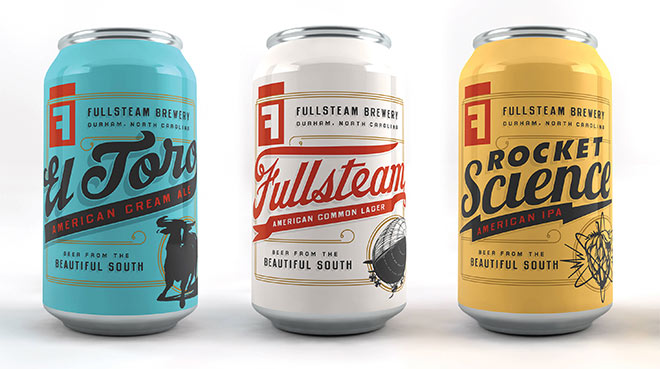 Fullsteam Brewery by Helms Workshop