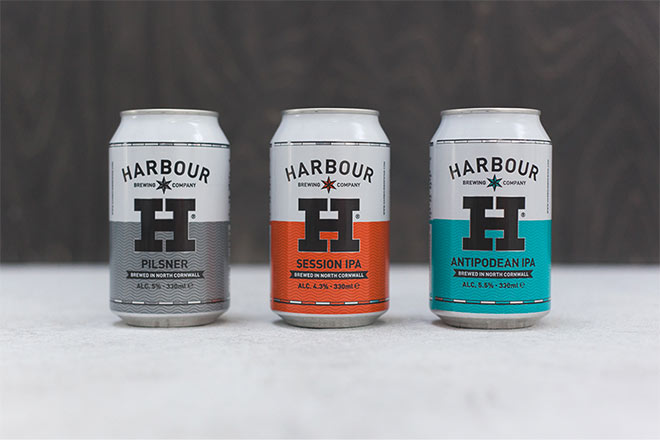 Harbour Brewing Co by A-Side Studio