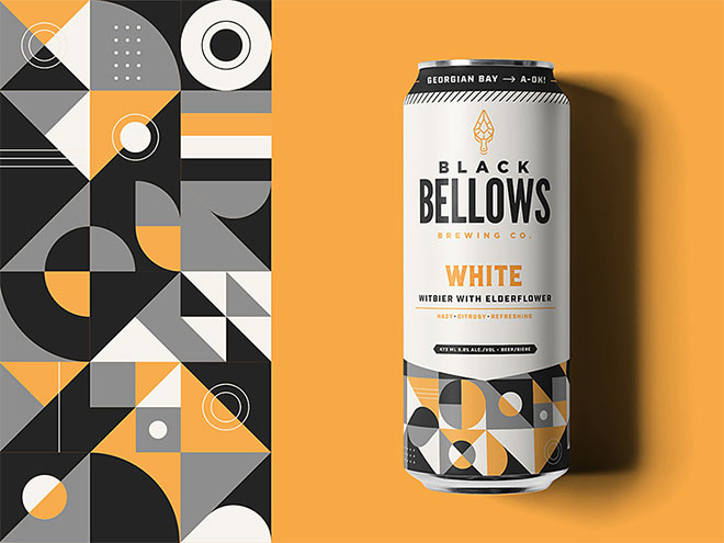 Black Bellows Can by Josh Warren