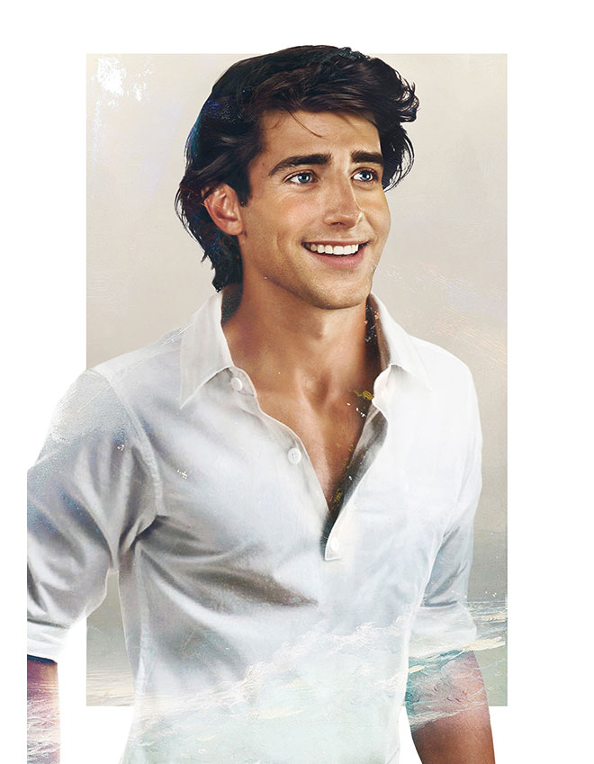 Prince Eric by Jirka Vaatainen