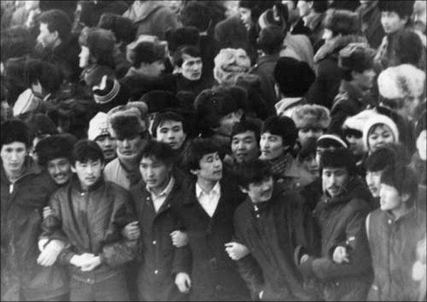Желтоксан 1986