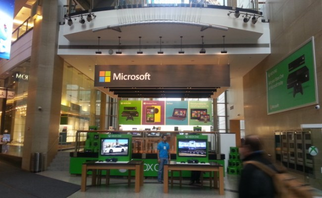 Microsoft Opening 11 New Specialty Stores Across The Us