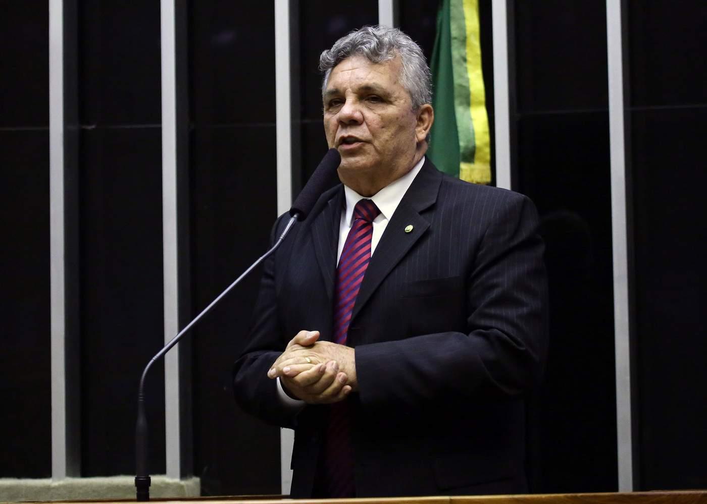 Alberto Fraga, deputado federal do DF pelo DEM
