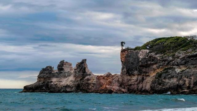 Punta Ventana em 2020