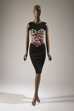 Patrick Kelly, dress, fall/winter 1986, France, museum purchase, 2016.48.1.
