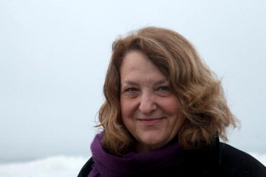 Lynn Hershman Leeson. Photo by Lisa K. Blatt.