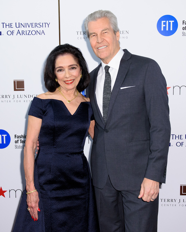 Dr. Joyce Brown, Terry Lundgren