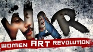 !Women Art Revolution, graphic for the 2012 film.