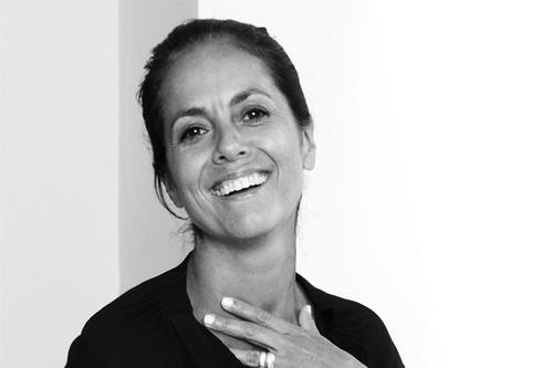 headshot of designer Maria Cornejo