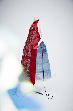 example of Korean couture