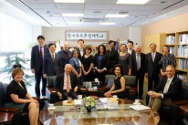 SUNY Korea, FIT, and SUNY presidents and adminstrators