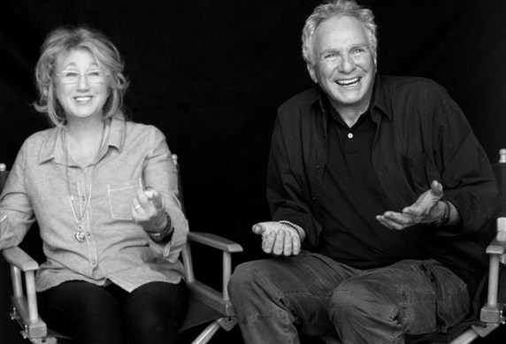 Sybil and David Yurman