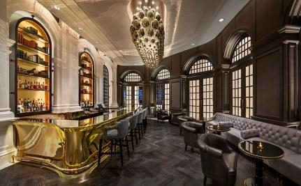 Writers Bar, Raffles Hotel, Singapore.