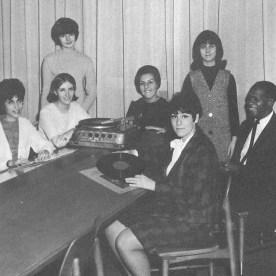 Classical Listeners Club, 1966.