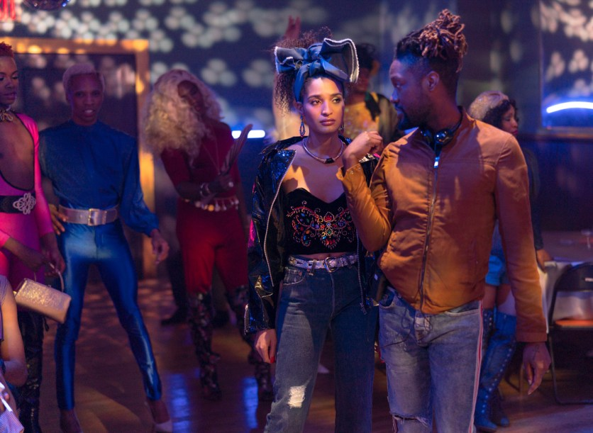 Indya Moore and Garçon talk behind the scenes while shooting season 2 of Pose