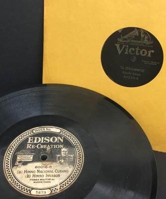 1917 Edison recording
