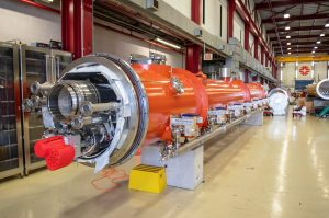 Fermilab delivers a final superconducting component for an accelerator for the world's most powerful laser