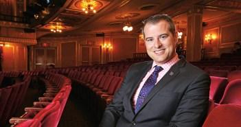 John Johnson, FCLC '02, Broadway producer