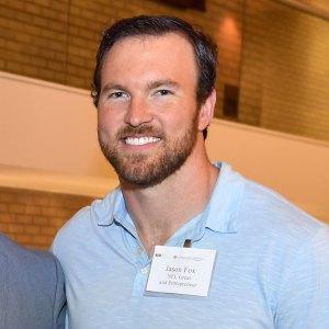 Former NFL player Jason Fox