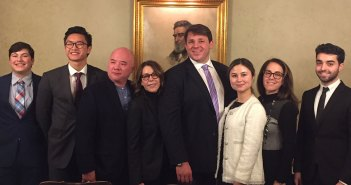 Members of the Fordham Angel Fund Investment Committee