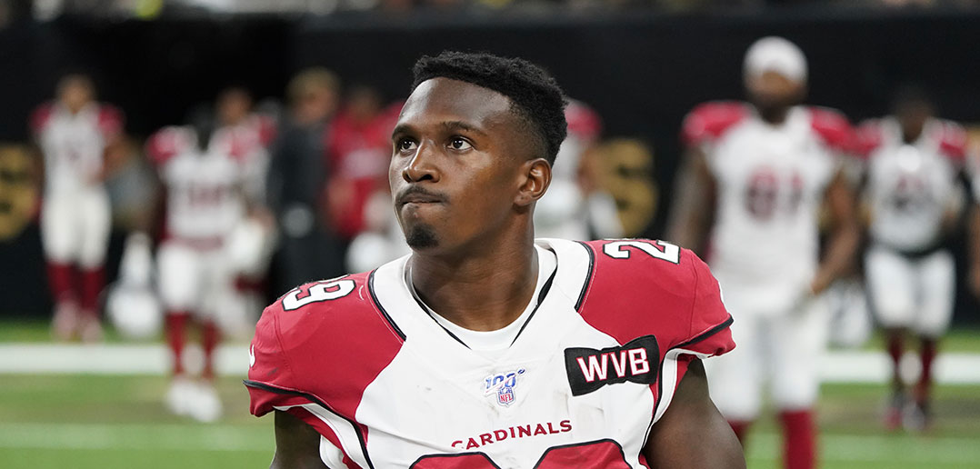 Catching Up with Arizona Cardinals Running Back Chase Edmonds Ahead of an  Uncertain NFL Season