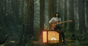 """A still from the music video for Deep Sea Diver's """"Impossible Weight."""""""