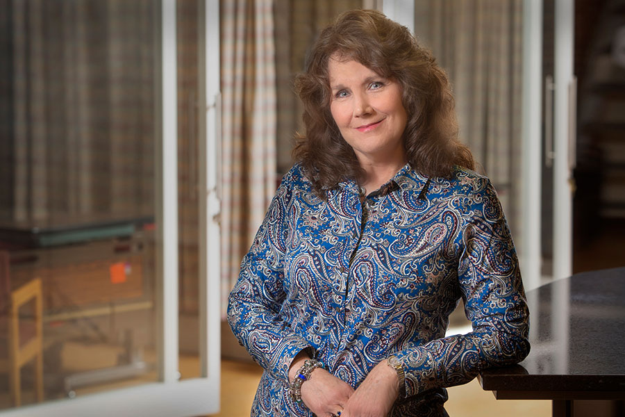 Laurie Abbott, assistant professor in the College of Nursing