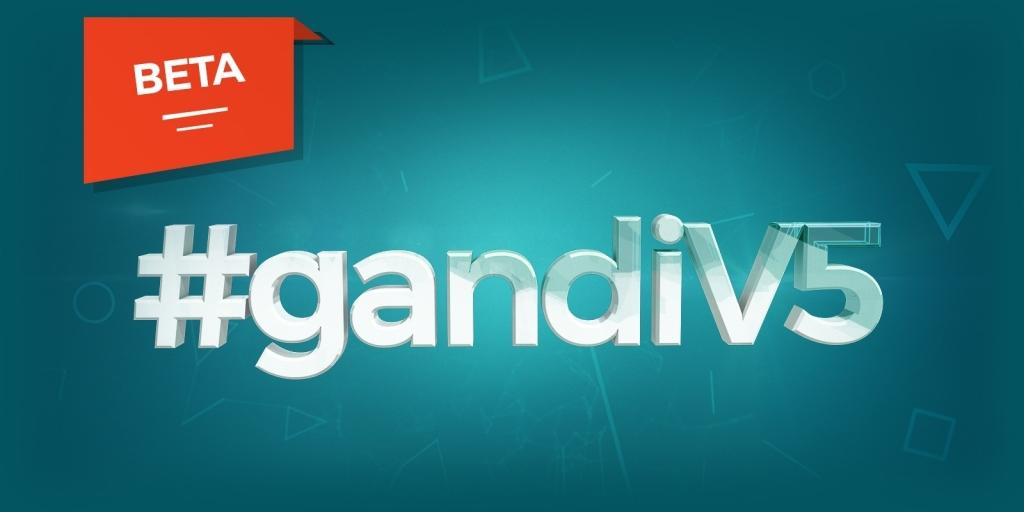 #gandiv5 目前進展狀況 | Gandi 新聞