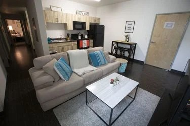 Roomy apartments put students in happy space  GCU Today