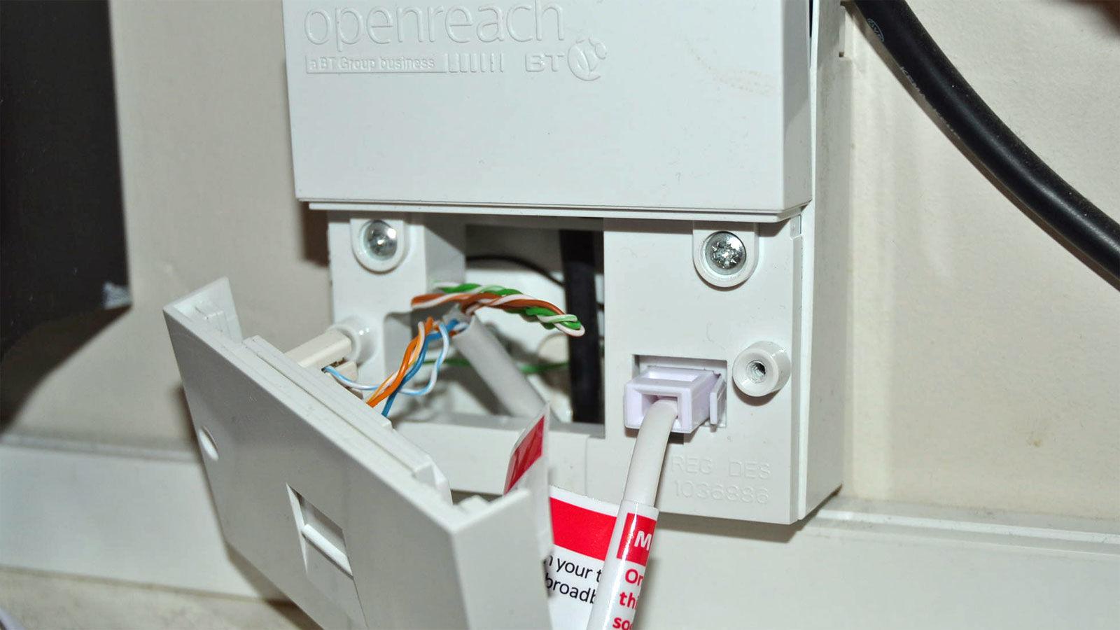 Master Phone Socket Wiring Uk